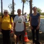 A HVSK Alapítvány a félmaratonon