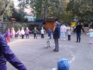 Ismét gyermekek között ünnepeltük az állatok világnapját