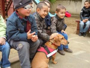 Újra együtt a gyerekekkel a Bajcsy oviban