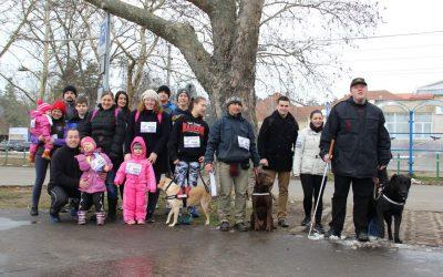 A HVSK Alapítvány a Rotary futáson