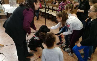 Marica és Bogi a Tiszántúli Kerületi Baptista Gyermektalálkozón